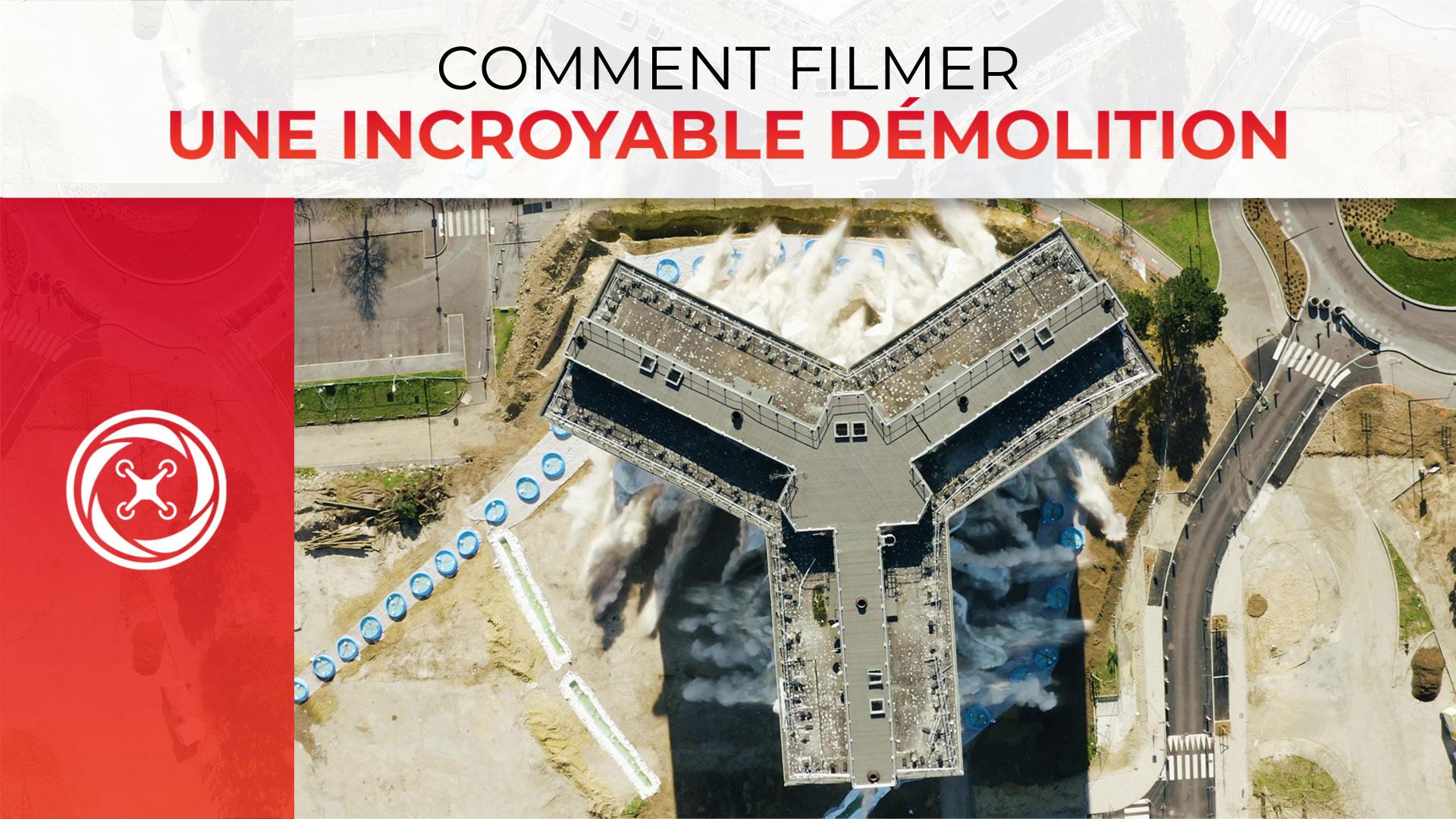 Une Incroyable démolition – L'outil indispensable c'est quoi?